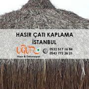 İstanbul Hasır Çati Kaplama